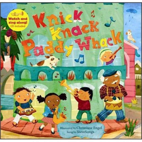 Knick Knack Paddy WhackBook+CD