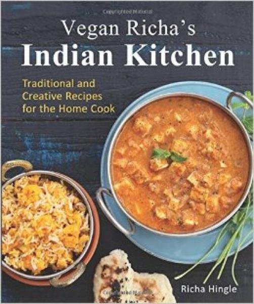 Vegan Richas Indian Kitchen  Traditional and Cr