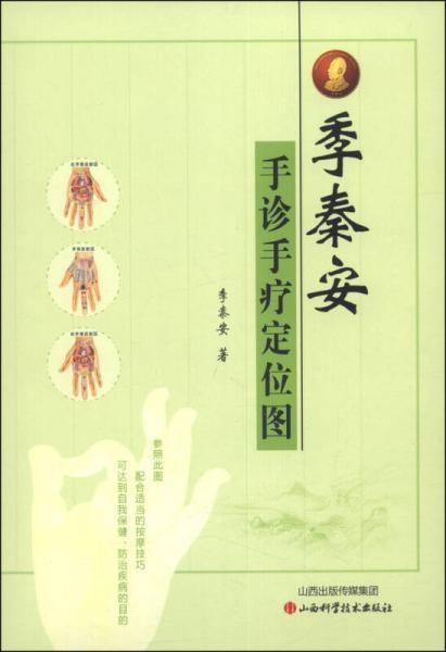 季秦安手诊手疗定位图