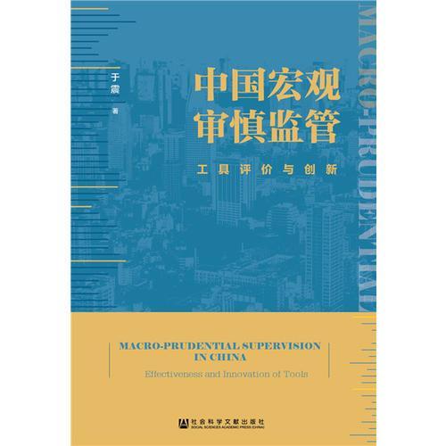 中国宏观审慎监管:工具评价与创新