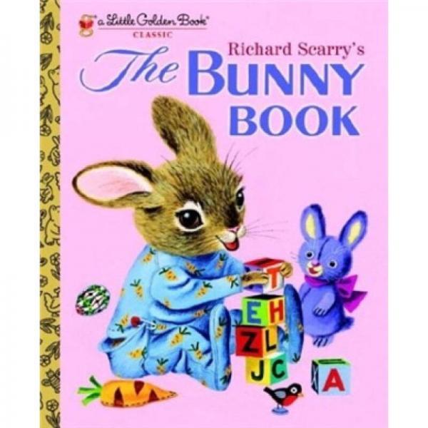 The Bunny Book[我是一只小兔子]