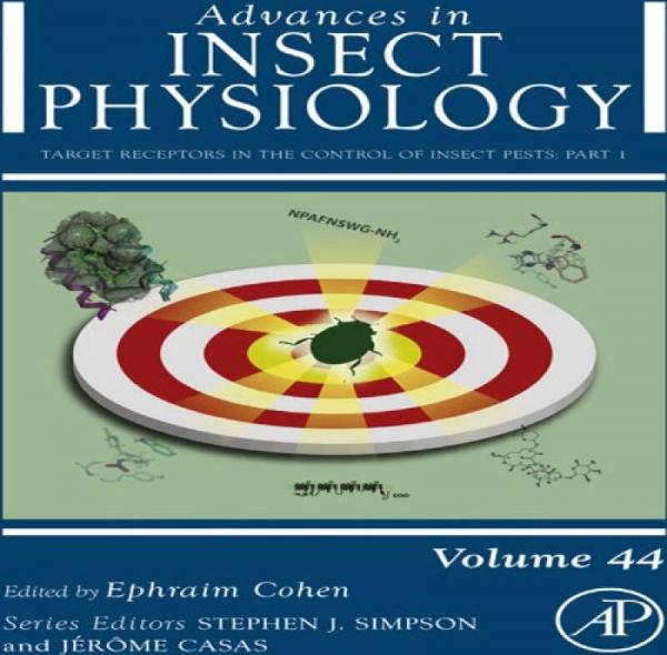 Target Receptors in the Control of Insect Pests: Part I, Volume 44 (Advances in Insect Physiology)