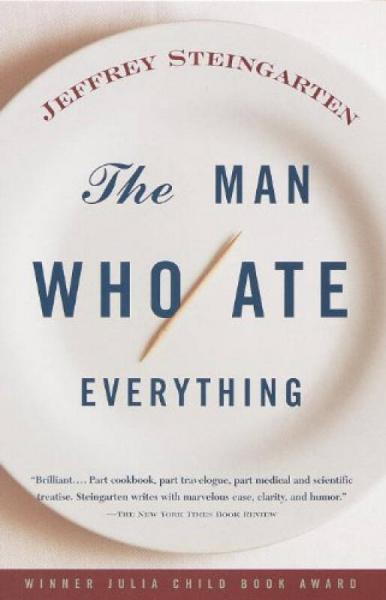 The Man Who Ate Everything (Vintage)
