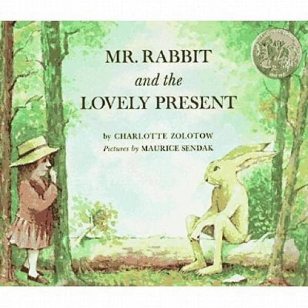 Mr. Rabbit and the Lovely Present[兔子先生和可爱的礼物]