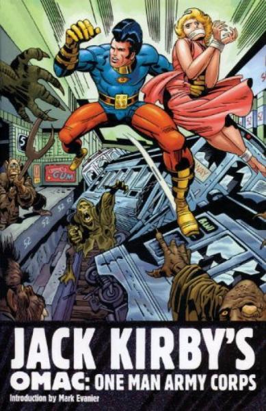 Jack Kirbys O.M.A.C.: One Man Army Corps