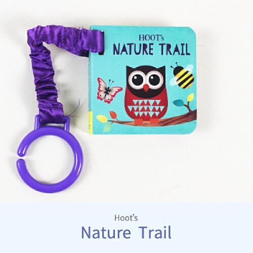英文原版Hoots Nature Trail