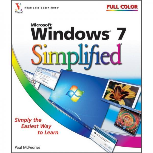 Windows 7 Simplified  Windows 7 简体版