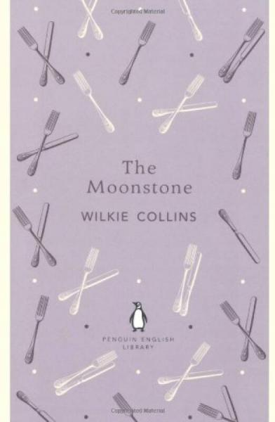 The Moonstone (Penguin English Library)[月亮宝石]