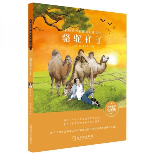 名师推荐新课标阅读书目.骆驼祥子