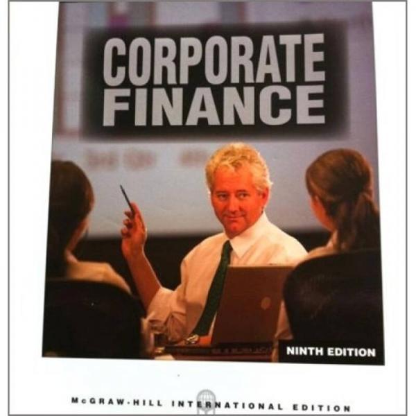 Corporate Finance 公司财务
