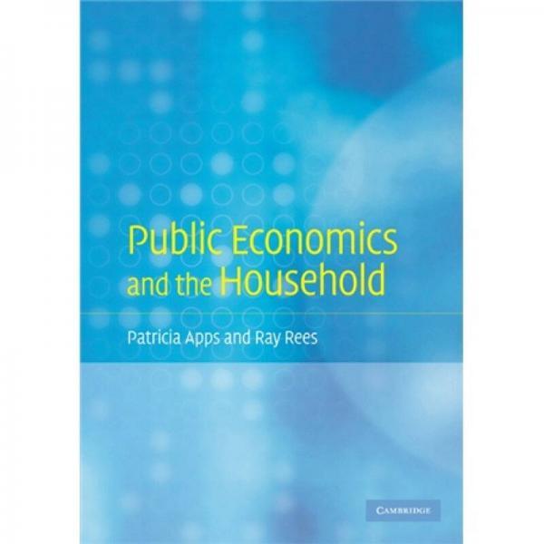 Public Economics and the Household[公共经济和家庭]