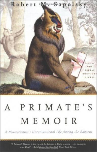 A Primates Memoir