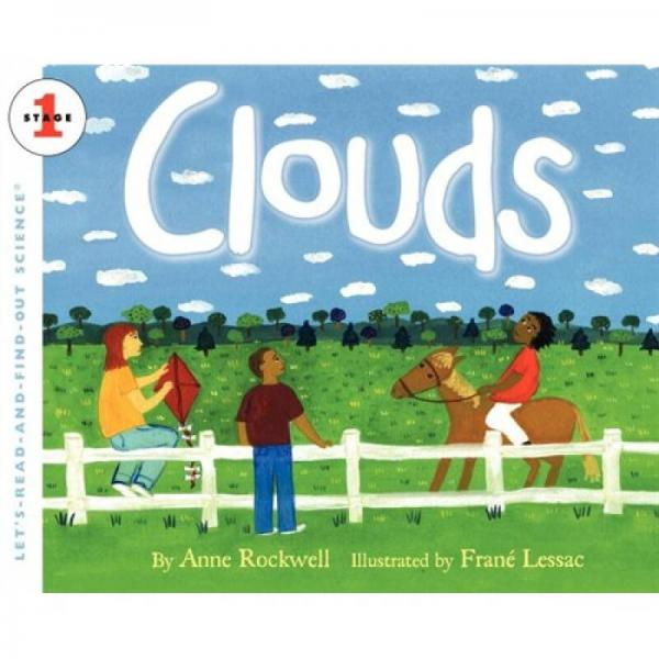 Clouds (Lets-Read-and-Find-Out Science 1)[云]