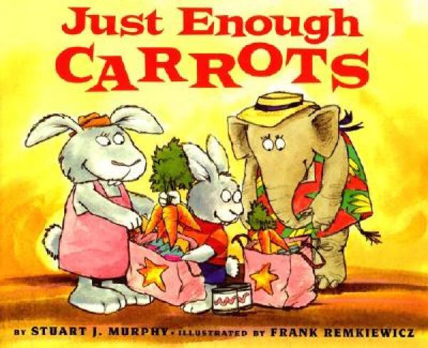 Just Enough Carrots[足够多的胡萝卜]