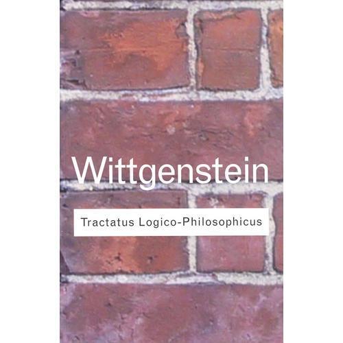 Tractatus Logico-Philosophicus  逻辑哲学论
