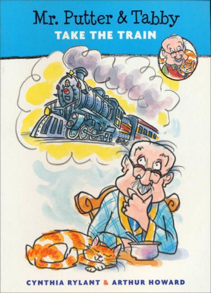 Mr Putter & Tabby Take the Train  普特先生和苔比坐火车