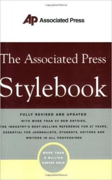 AP Stylebook