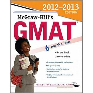 McGraw-HillsGMAT,2013Edition