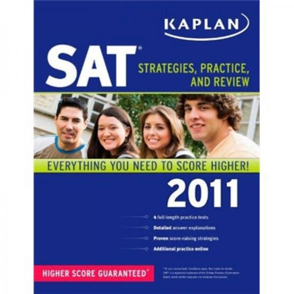 Kaplan SAT 2011