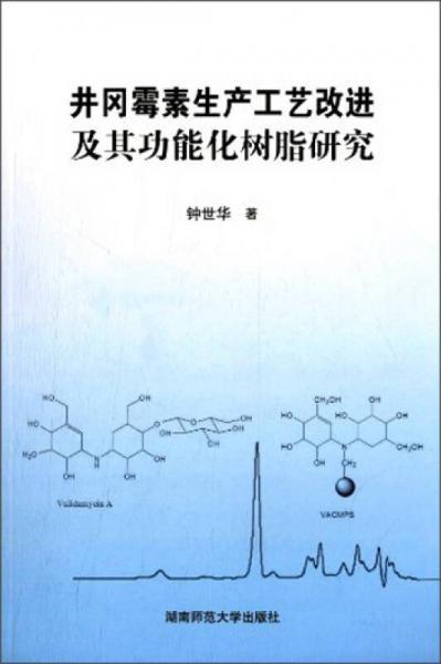 井冈霉素生产工艺改进及其功能化树脂研究