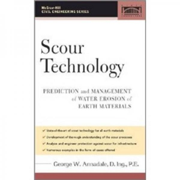 Scour Technology: Mechanics and Engineering Practice (McGraw-Hill Civil Engineering)