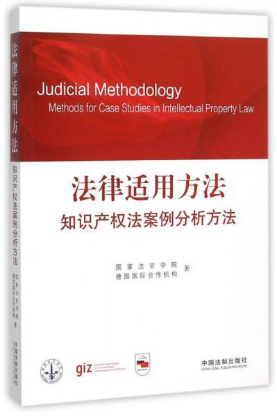 法律适用方法 知识产权法案例分析方法
