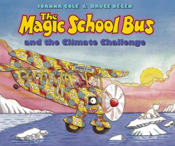 The Magic School Bus and the Climate Challenge  神奇校车之气候大挑战