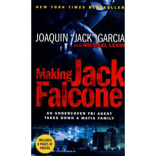 MAKING JACK FALCONE 杰克 法尔科内