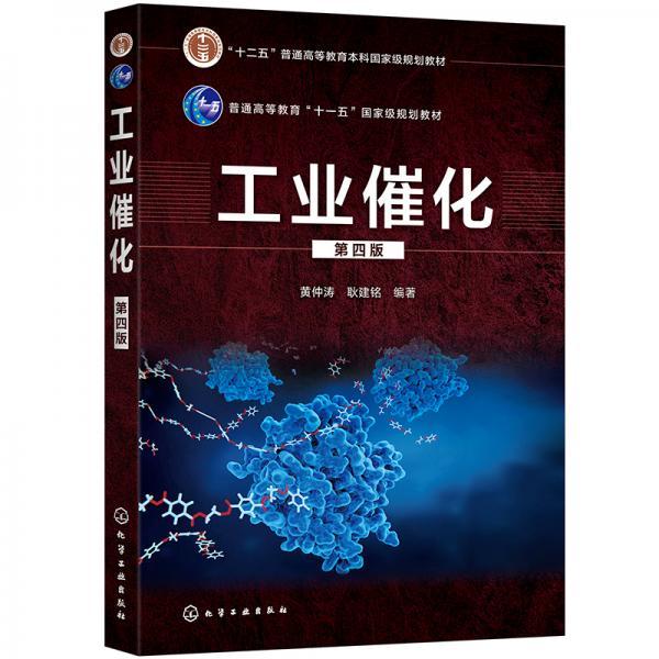 工业催化(第四版)(黄仲涛)
