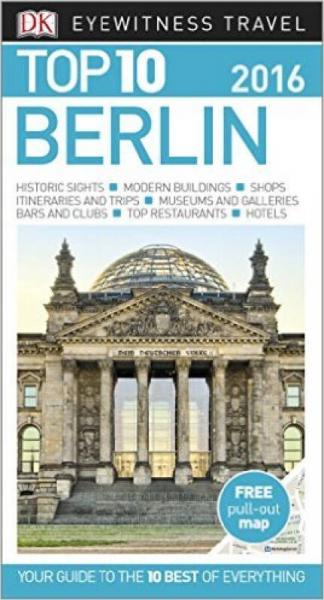 DK Eyewitness Top 10 Travel Guide: Berlin (New E