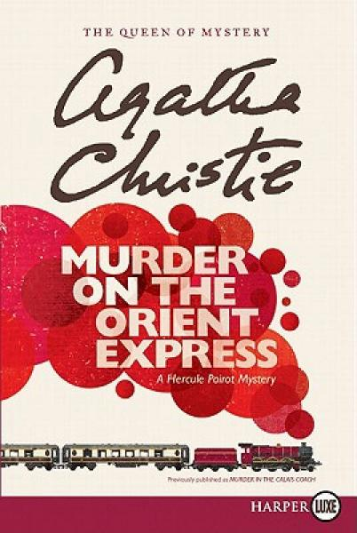 Murder on the Orient Express LP
