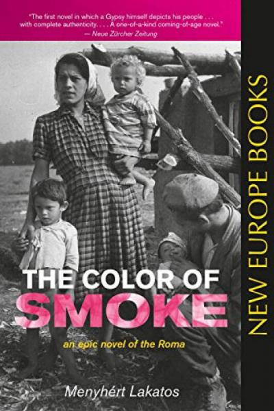 The Color of Smoke  An Epic Novel of the Roma