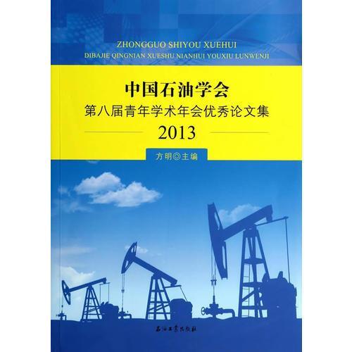 中国石油学会第八届青年学术年会优秀论文集(2013)