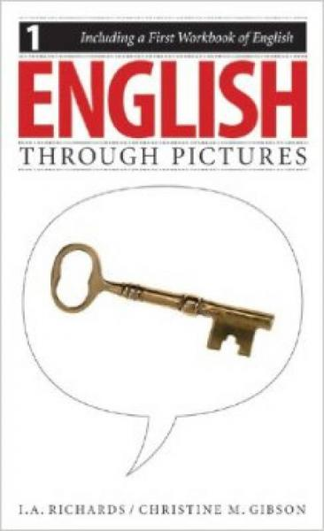 English Through Pictures, Book 1 and A First Workbook of English