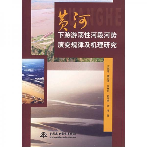 黄河下游荡性河段河势演变规律及机理研究
