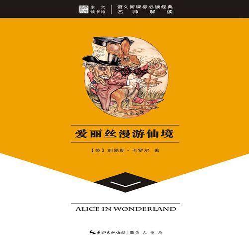 爱丽丝漫游仙境-崇文读书馆