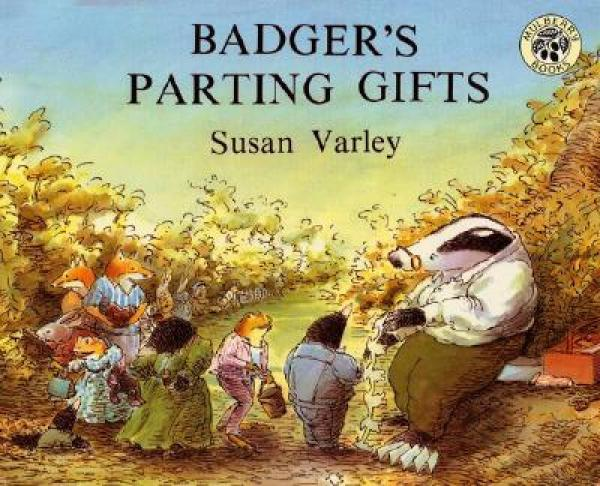 Badgers Parting Gifts獾的礼物