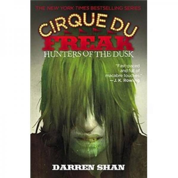 Cirque Du Freak #7