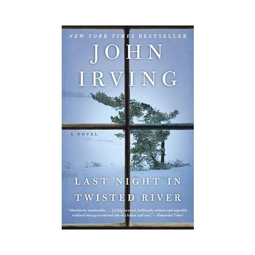 Last Night in Twisted River  A Novel
