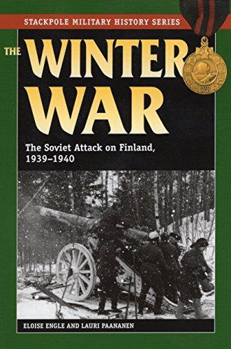 Winter War: The Soviet Attack on Finland, 1939-1940