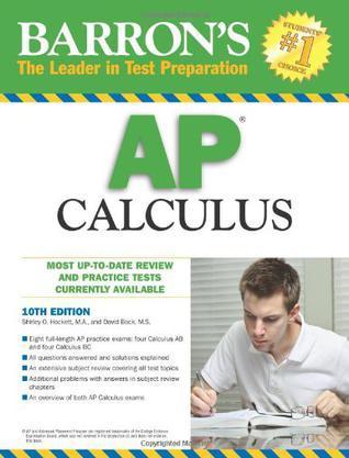 Barrons AP Calculus
