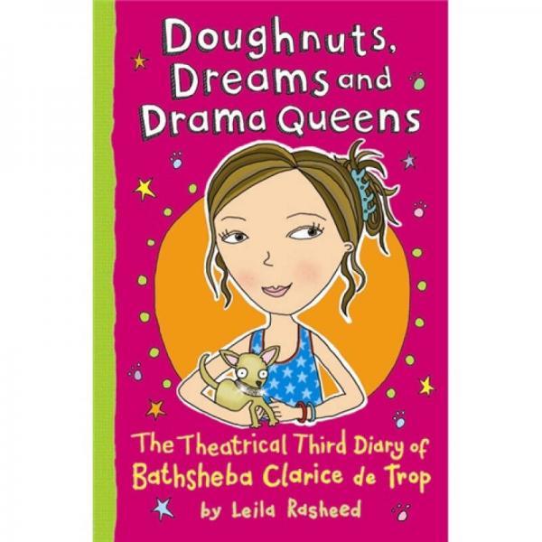 Doughnuts Dreams & Drama Queens