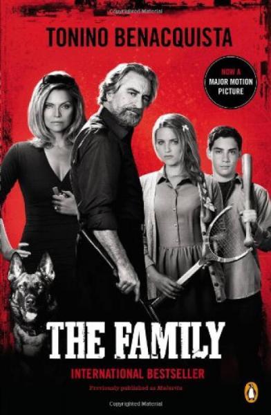 The Family: A Novel (Movie Tie-In)[追杀令/黑帮家族]