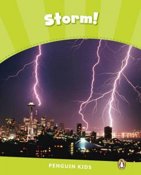 Penguin Kids 4 Storm! Reader Clil