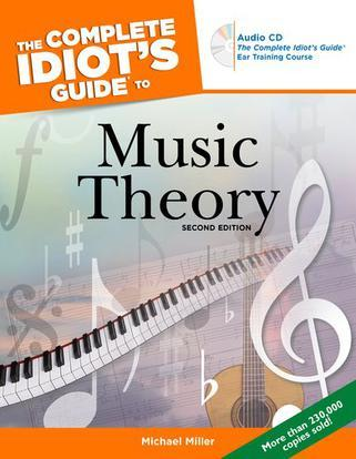 The Complete Idiots Guide to Music Theory, 2nd Edition