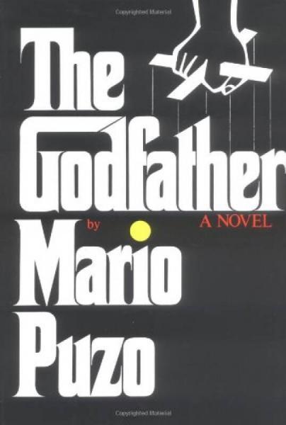 The Godfather教父 英文原版