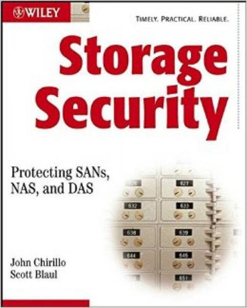 Storage Security: Protecting SANs, NAS and DAS