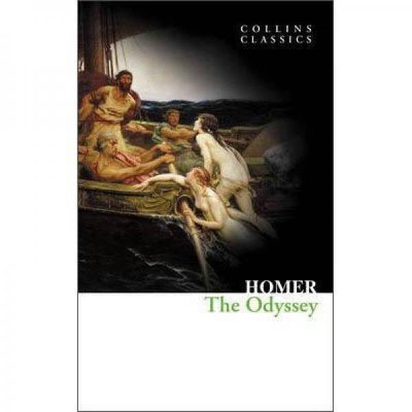 Collins Classics - The Odyssey[奥德赛(柯林斯经典)]