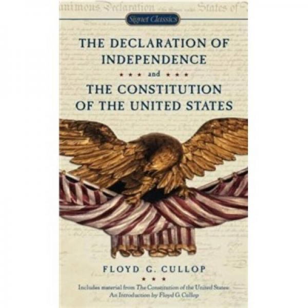 The Declaration of Independence and Constitution of the Unit
