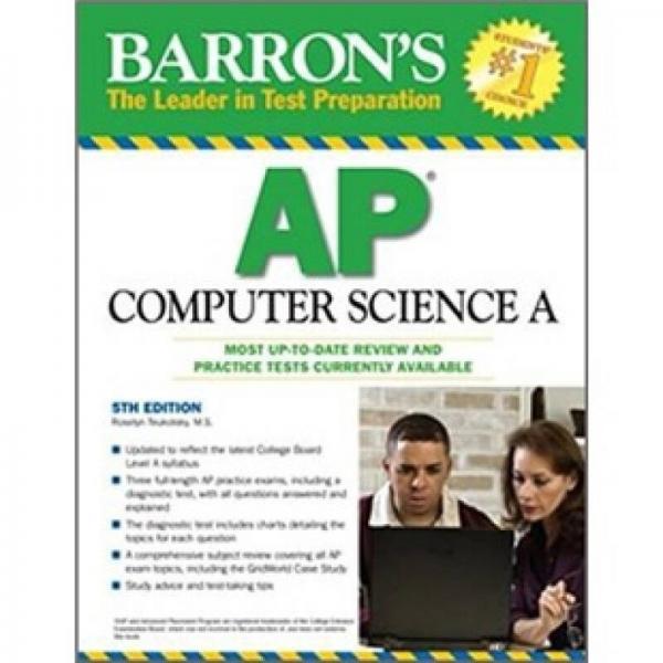 AP Computer Science (Barrons AP Computer Science)